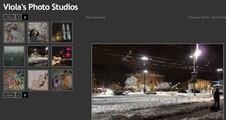 Image du projet : Projet Viola's Photo Studios