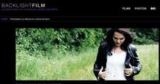 Image du projet : BacklightFilm